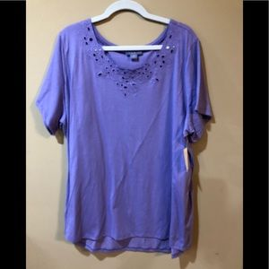Women's Purple Top